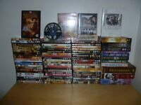 Western DVDs and Books