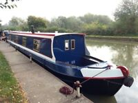 *Under Offer* 55ft Narrowboat - The Astronaut