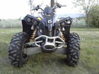 2009 Can-Am Renegade X 800R