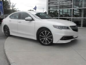 2015 Acura TLX Elite, INSPECTÉ, finance à part. 0.9%