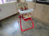 Highchair by Cosatto
