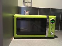 Wilko colourplay microwave