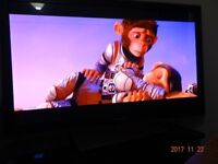 SAMSUNG 50 INCH FULL HD 3D PLASMA SMART TV, SAMSUNG 5.1 DVD SYSTEM AND STAND PLEASE READ.....
