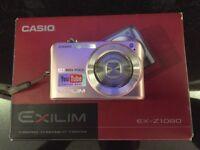 Exilim 10.1 Mega Pixel Camera.