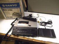 SANYO MEMO -SCRIBER TRC9300