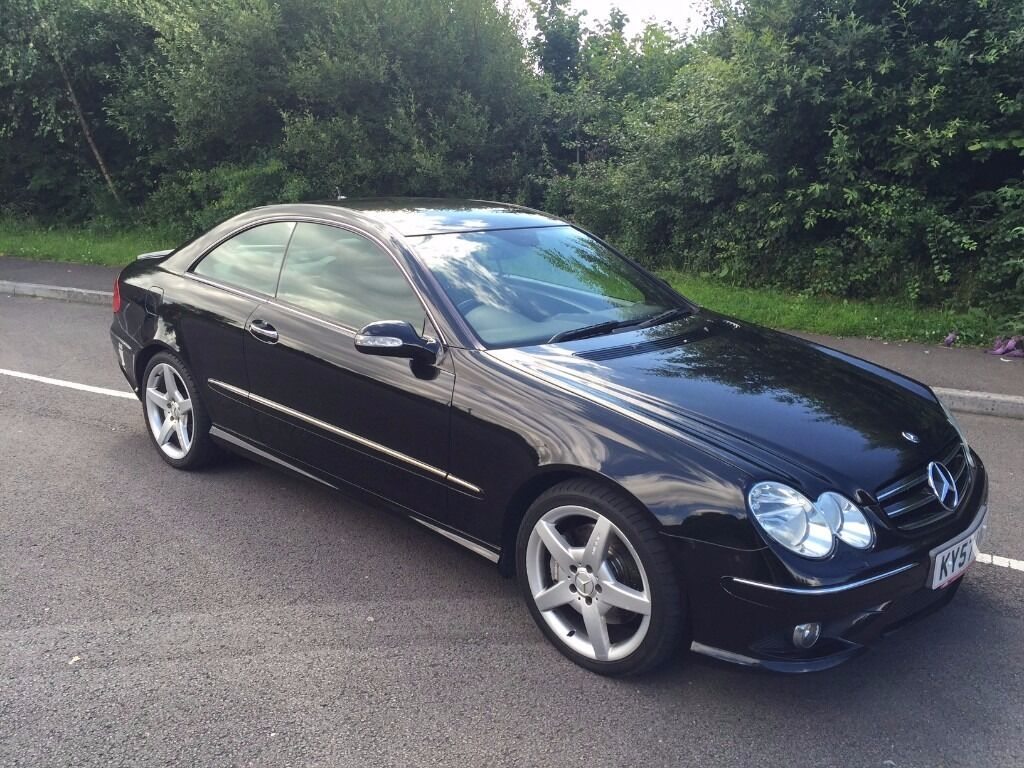 mercedes clk 220 cdi sport 2007 in pontyclun rhondda cynon taf gumtree. Black Bedroom Furniture Sets. Home Design Ideas