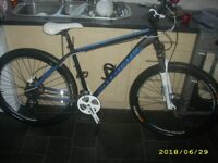 Claud Butler Antaeus 29er Ltd Edtn Mountain Bike 20 Inch Hyd Brakes Remote L/Out Forks May Deliver
