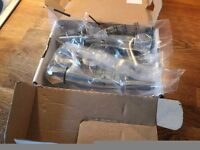Bathroom pillar taps brand new in box. 3-off sets available