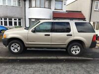 ford explorer left hand drive automatic petrol