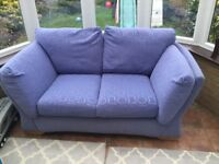 Pair of Matching sofas - 2 and 3 seater