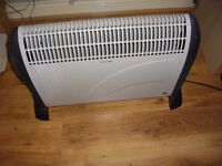 2 ELECTRIC HEATERS BOTH WORK PERFECT £15 FOR BOTH BARGAIN