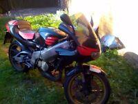 Aprilia rs 125 spare or repair