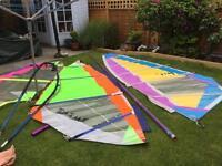 Windsurfing Boom