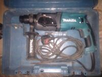 Dewalt, makita power Tools