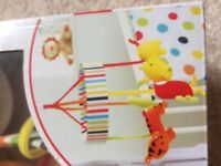 Red Kite baby cot mobile
