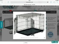 Giant dog crate