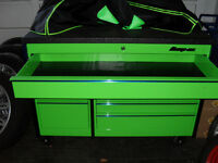 SNAP ON KRL SERIES ROLL CAB TOOL BOXES X2