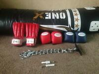 BOXING BAG & ACCESORIES
