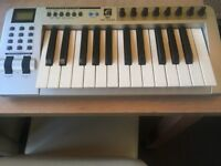 Evolution MK425C two octave USB MIDI keyboard