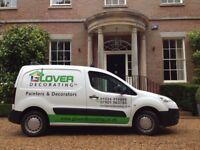 Glover Decorating Ltd. Award winning int & ext painter & decorator.