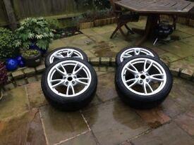 Porsche 911 Wheels and Winter Tyres