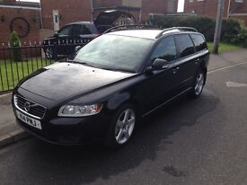 Volvo V50 D4 2011, best example out there beautiful car , full service history 177ps. re