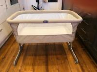 Chicco Next2Me crib/cot for home/travel