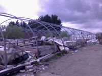 poly tunnel forsale