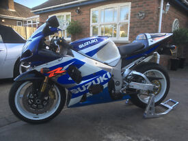 Suzuki GSXR 1000K1 - 2002, 150bhp, Very fast and a lot of fun to ride - SWAP PX Considered