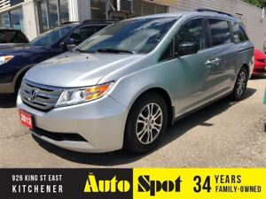 2012 Honda Odyssey EX/LOW, LOW KMS/LOADED/PRICED-QUICK SALE!
