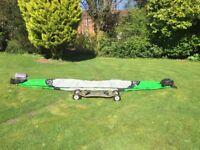 Landboarding Kite Kit