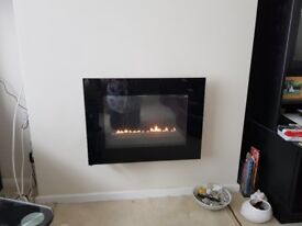 Flame Effect Gas Fire