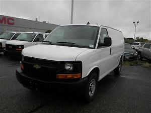 2016 Chevrolet Express 2500 Work Van  Power Locks/ Windows