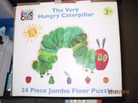 Hungry Caterpillar Jumbo Floor Puzzle