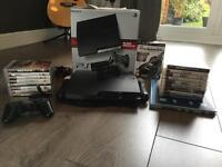 **BARGAIN** PS3 with loads of games - NO TIME WASTERS