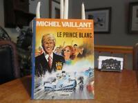 Bande dessinée Michel Vaillant / Jean Graton / le Prince blanc