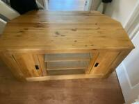 TV Stand - Solid Wood from NEXT