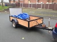 Trailer 8ft by 4.5ft