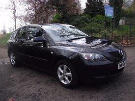 Mazda3 1.6 TS 5dr£ + 3 MONTHS NATION WIDE WARRANTY 2007 (56 reg), Hatchback