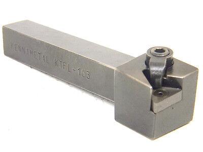 Kennametal 58 Shank Ktfl 103 Carbide Indexable Turning Tool Holder Tng 322