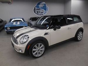 2010 MINI Cooper Clubman GLASS ROOF! NO PAYMENTS TIL JUNE 2016 O