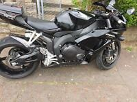 Fireblade show room condition maybe swap