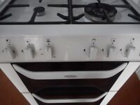 BELLING DOUBLE ALL GAS COOKER**IMMACULATE**