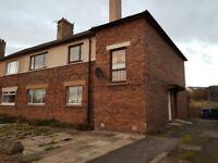 3 bedroom upper villa in Gorebridge!