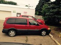 GREAT PRICE FOR A VAN!!! $900.00