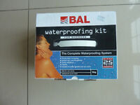 BAL WATERPROOFING KIT FOR SHOWERS OR LEAKS ETC