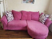 Dfs Corner Sofa. Excellent condition from a smoke free home