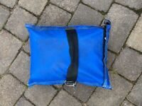 Sandbags (18 x 20kg bags in strong plastic / canvas bags)