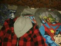 Boys used 7-9 years clothes
