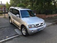 2003 MITSUBISHI SHOGUN EQUIPPE 3.2 DIESEL AUTO 7 SEATER JEEP FULL SERVICE HISTORY 2 OWNER MOT4/18